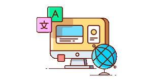 طراحی سایت ترجمه آنلاین