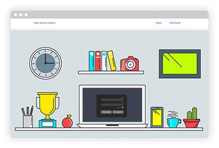 آموزش مدیریت صفحه و منوهای سایت ساز کاریک